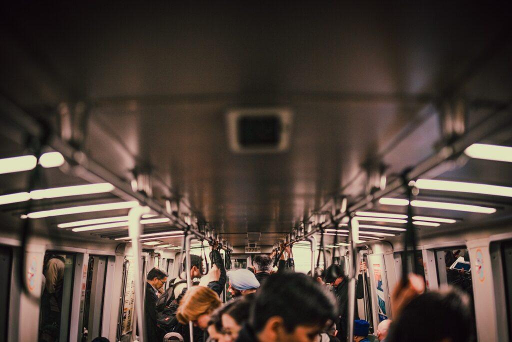 Metro commute